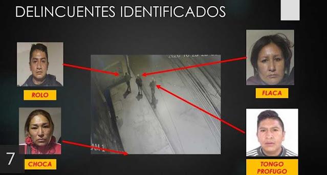 La Paz: Felcc esclarece cuantioso robo a tienda de celulares y detiene a cuatro personas