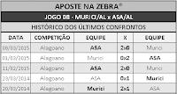 LOTECA 697 - HISTÓRICO JOGO 08