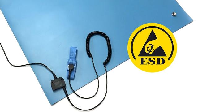 Pentingnya ESD di dalam industri elektronika