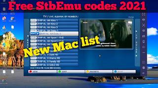 Free STBEMU PORTAL MAC