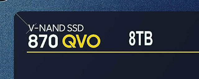 The Samsung 860 QVO is not the first consumer QLC SSD
