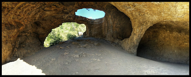 Wind Caves Logan Canyon