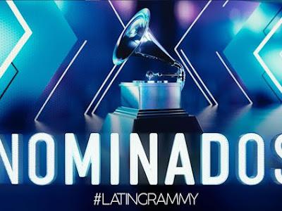 Conoce los nominados de los Latin Grammy