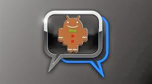 Android Gingerbread Bisa BBM