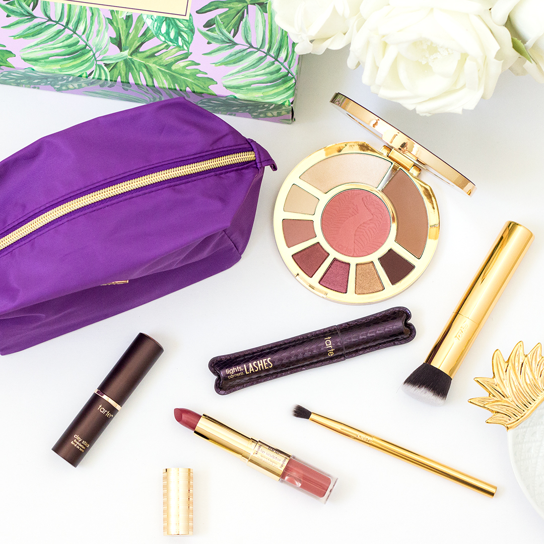 Tarte Good For You Glamour 6 Piece Color Collection