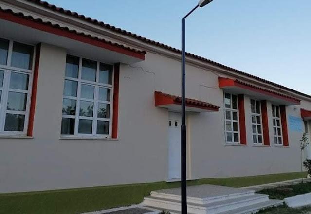Παρεμβάσεις του Δήμου Επιδαύρου στο Δημοτικό Σχολείο και στο Νηπιαγωγείο Αγίου Δημητρίου