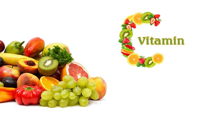 Hoa quả bổ sung nhiều Vitamin cho làn da
