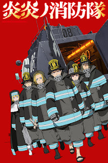 Enen no Shouboutai (Fire Force) Anime 720p Sub Español Descargar Mega