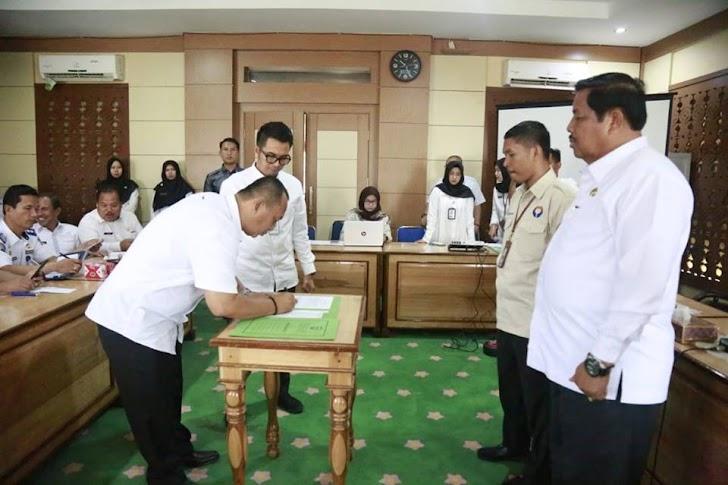 Pemkot - Ombudsman Tandatangani MoU