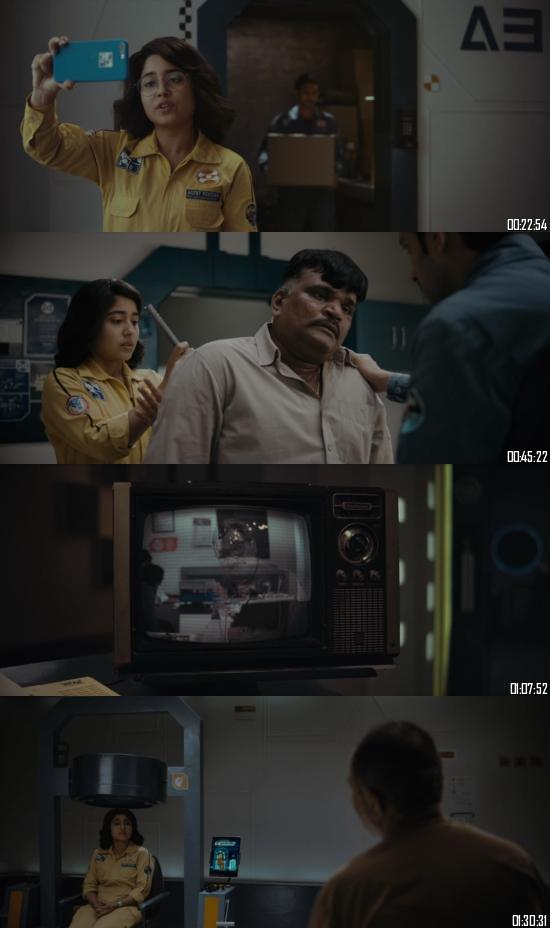 Cargo 2020 Hindi 720p 480p WEB-DL x264 Full Movie