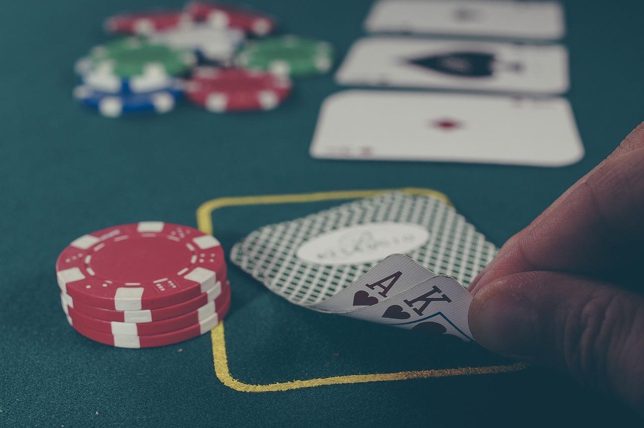 Póker reglas