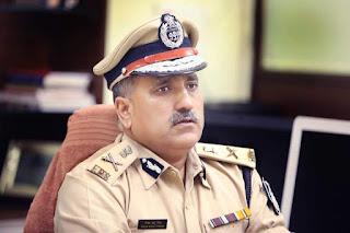 राजा बाबू सिंह ने संभाली सीमा सुरक्षा बल के आईजी की कमान | #NayaSaberaNetwork