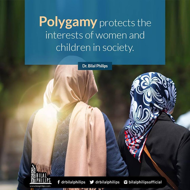Polygamy protects the interests of women and children in society| Islamic Marriage Quotes by Ummat-e-Nabi.com