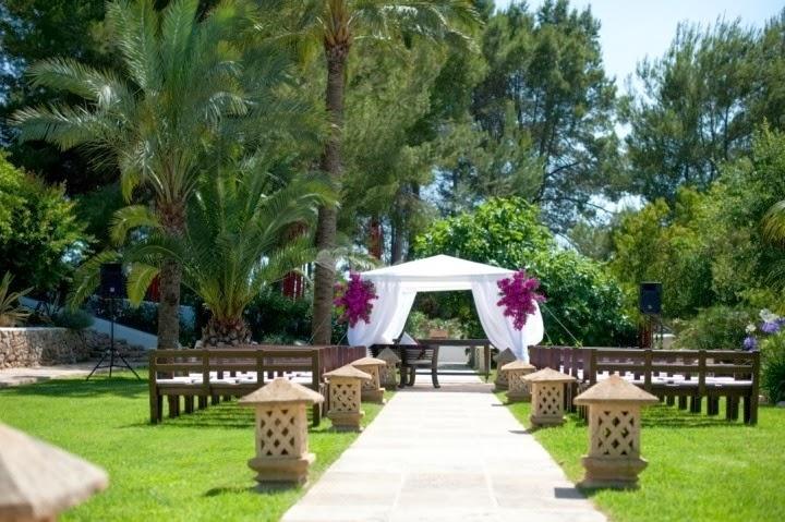 6 lugares bonitos para celebrar una boda con encanto - Sitios para bodas ...