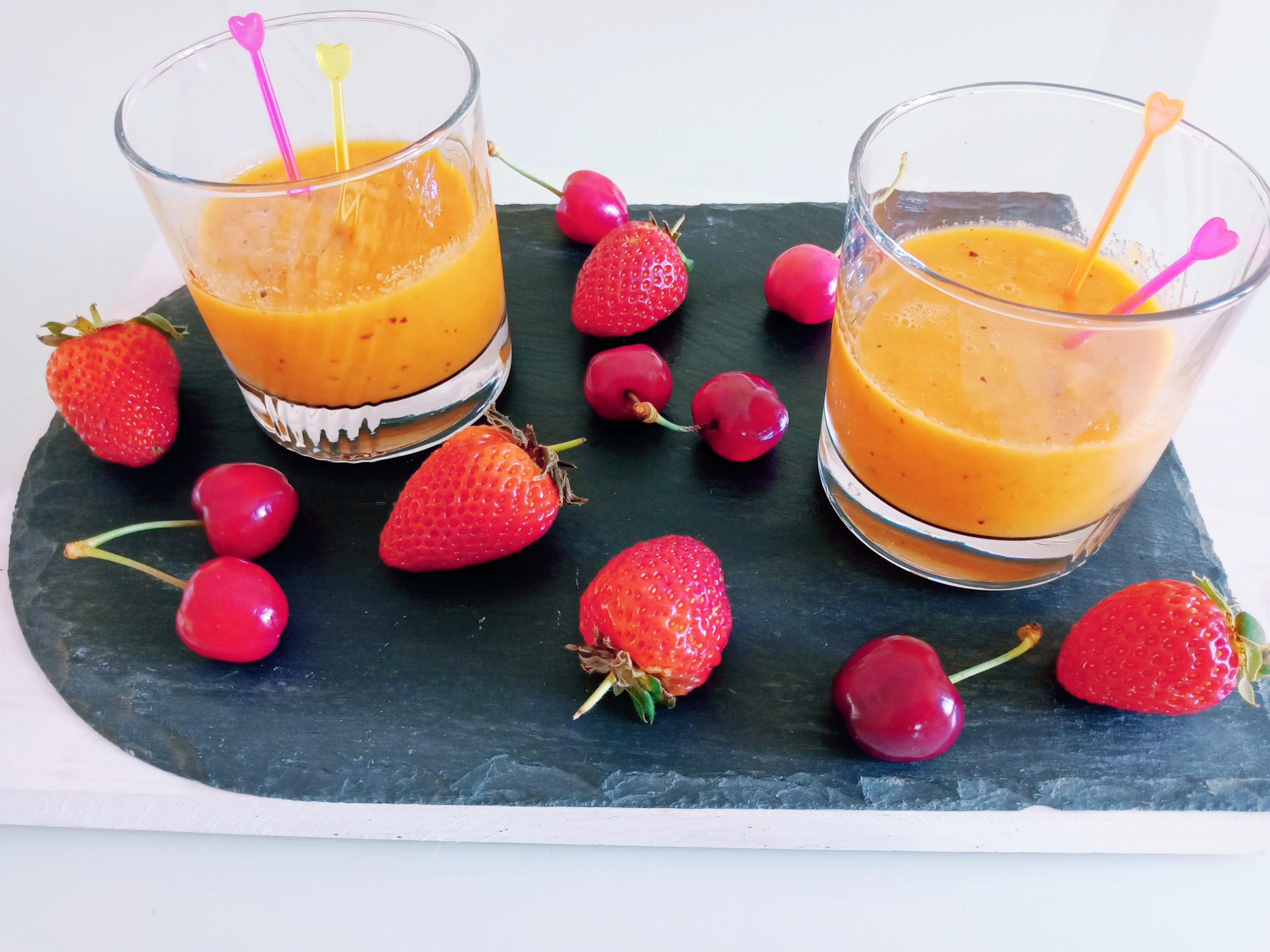 Smoothie laranja