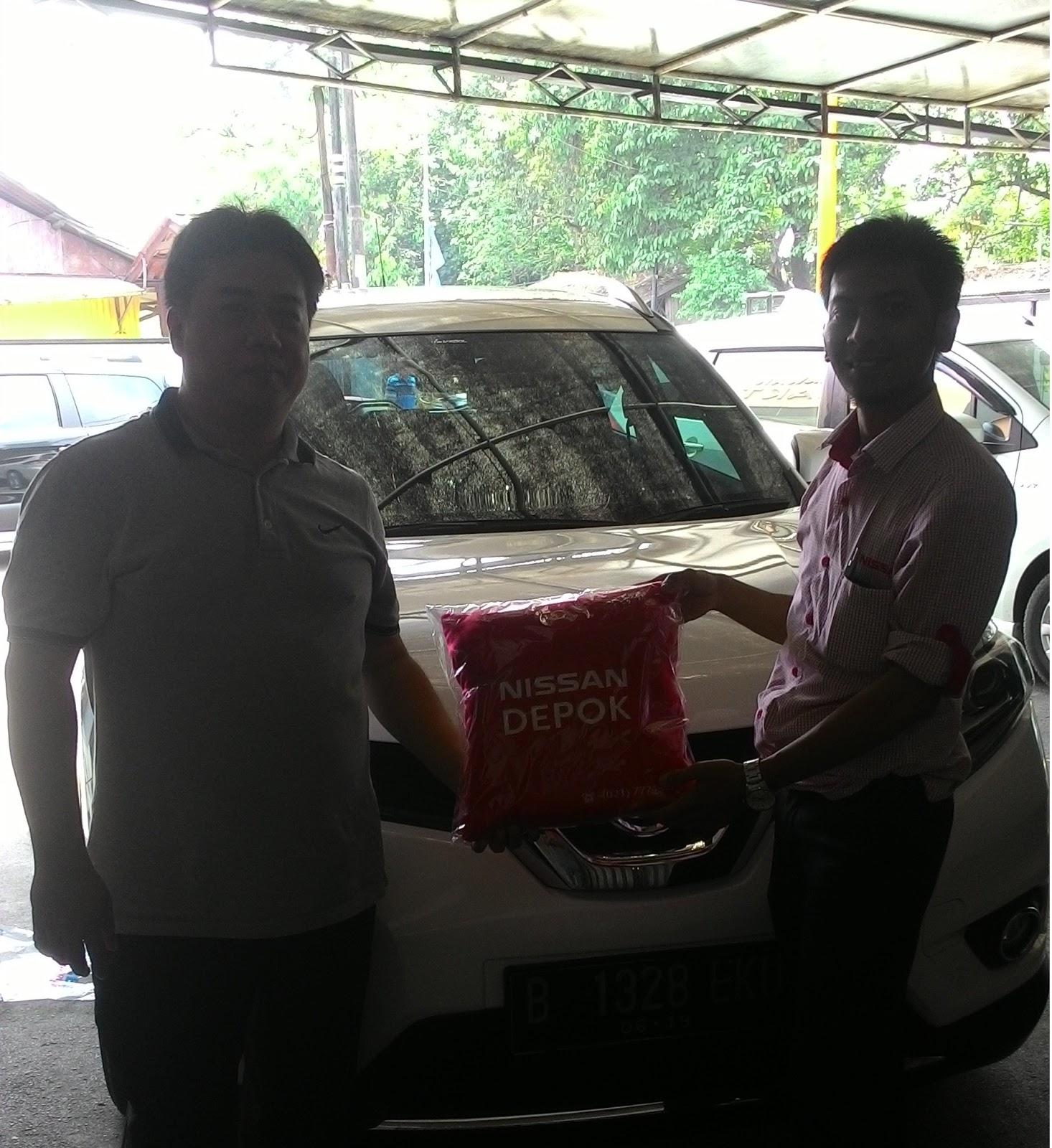 Terimakasih atas kepercayaan Pak Yahyadi&Klg yg telah membeli All New Xtrail melalui media www.touchnissan.com.  Semoga Berkah ya Pak...