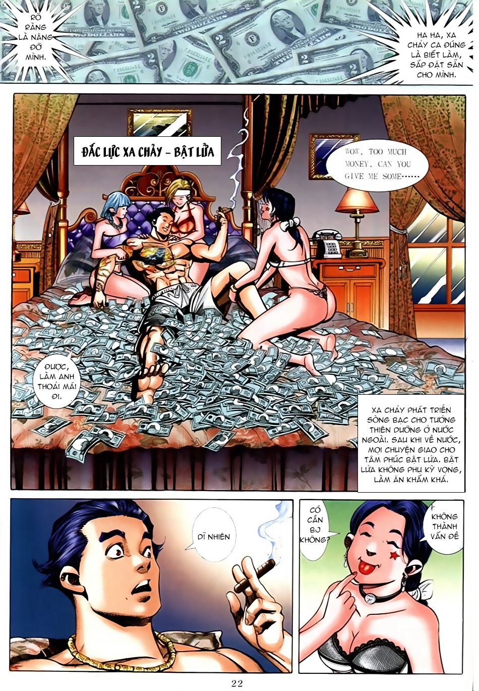 Người Trong Giang Hồ Chap 578 - Truyen.Chap.VN