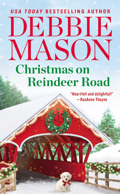 Book Review: Christmas on Reindeer Road (Highland Falls #2) by Debbie Mason