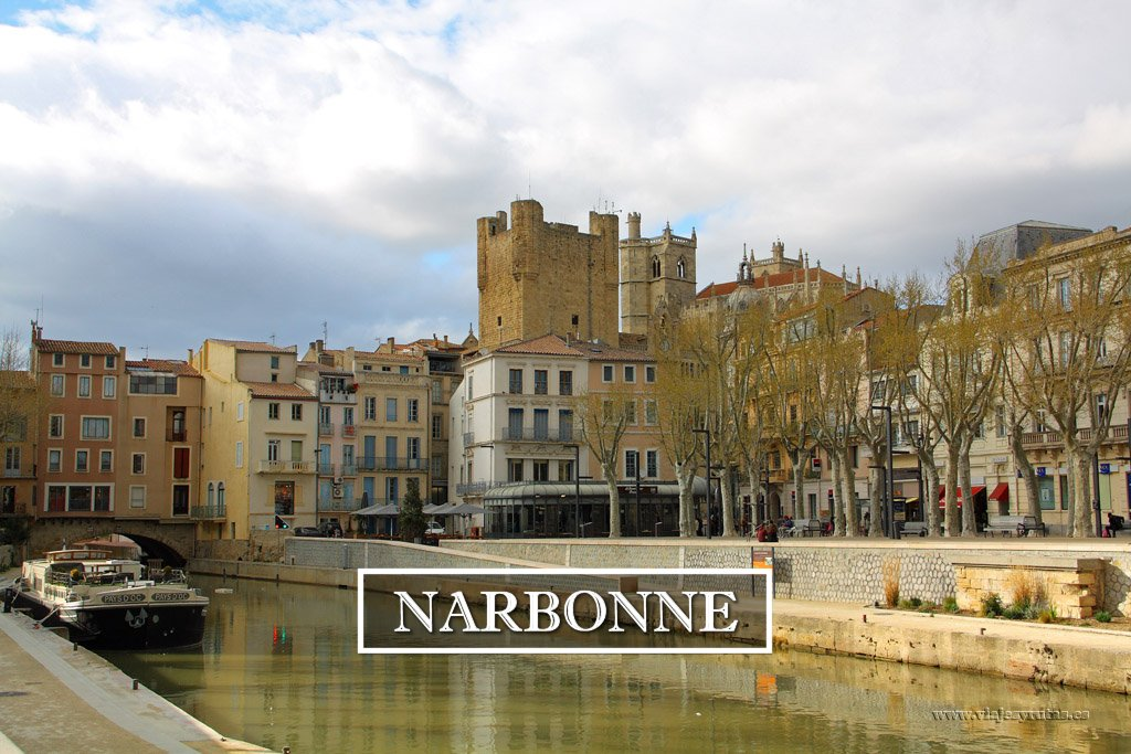 De turismo por Narbonne, la bella romana