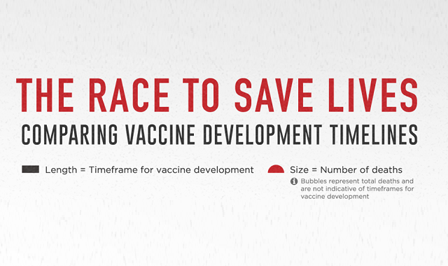 Development of pandemic Vaccines in the past