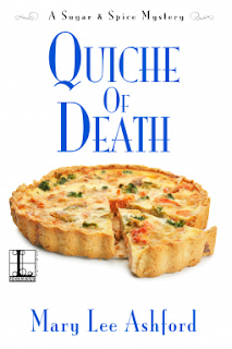 quiche of death cover