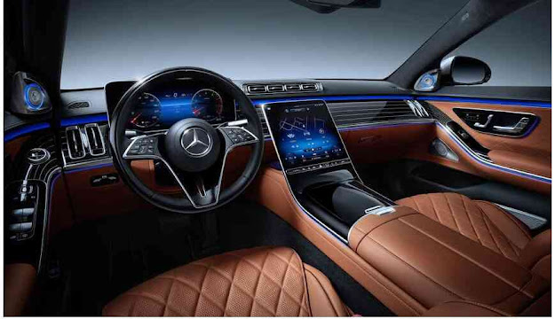 Mercedes S Class 2021 full new review luxury information