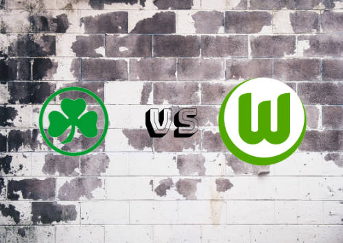 Greuther Fürth vs Wolfsburgo  Resumen