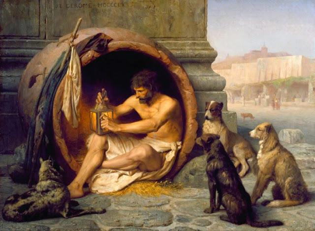 El cruel método para escoger cachorro de los griegos