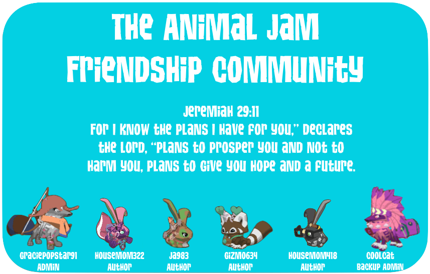The AnimalJam Timber: Other Blogs Showcase