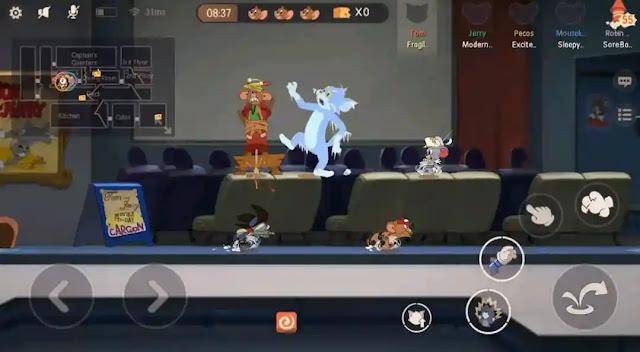 لعبة Tom and Jerry: Chase متاحة للاندرويد برابط مباشر