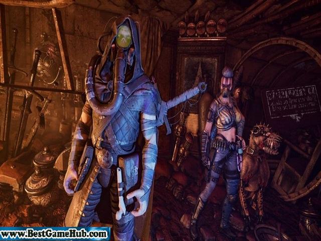 Necromunda Hired Gun Torrent Games Free Download