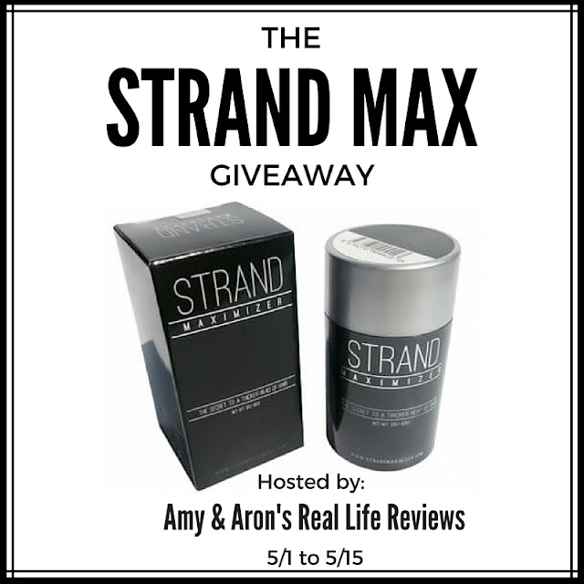 Strand Max Giveaway 5/1 to 5/15 2016 (US)