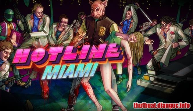 Download Game Hotline Miami Full Cr@ck