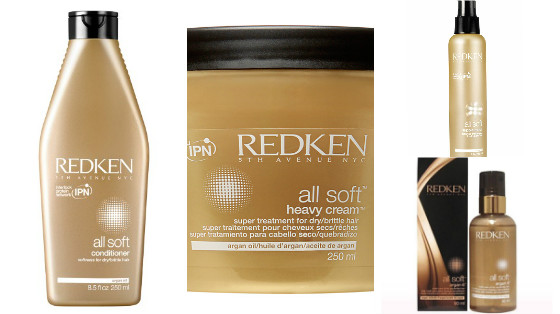 all soft redken low poo