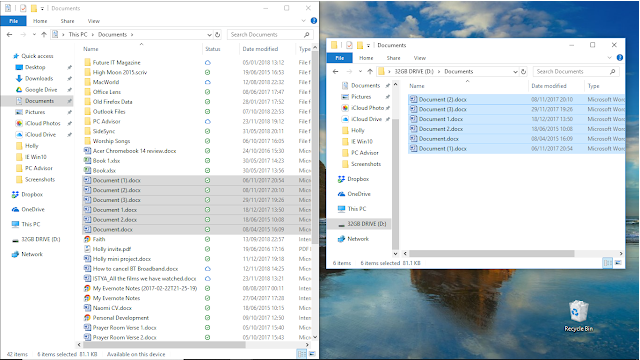 How To Copy Files To A New PC