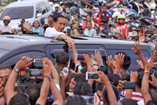 Presiden Jokowi: Dulu Sama Sekali Tidak Punya Sahamnya, Mulai Januari Ini Indonesia Ambil Alih Dari Perusahaan Perancis Blok Mahakam 100 Persen