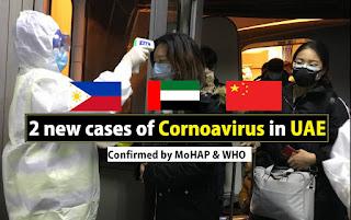 Coronavirus in Dubai