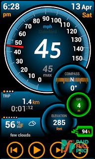 Ulysse Speedometer Pro Patched APK