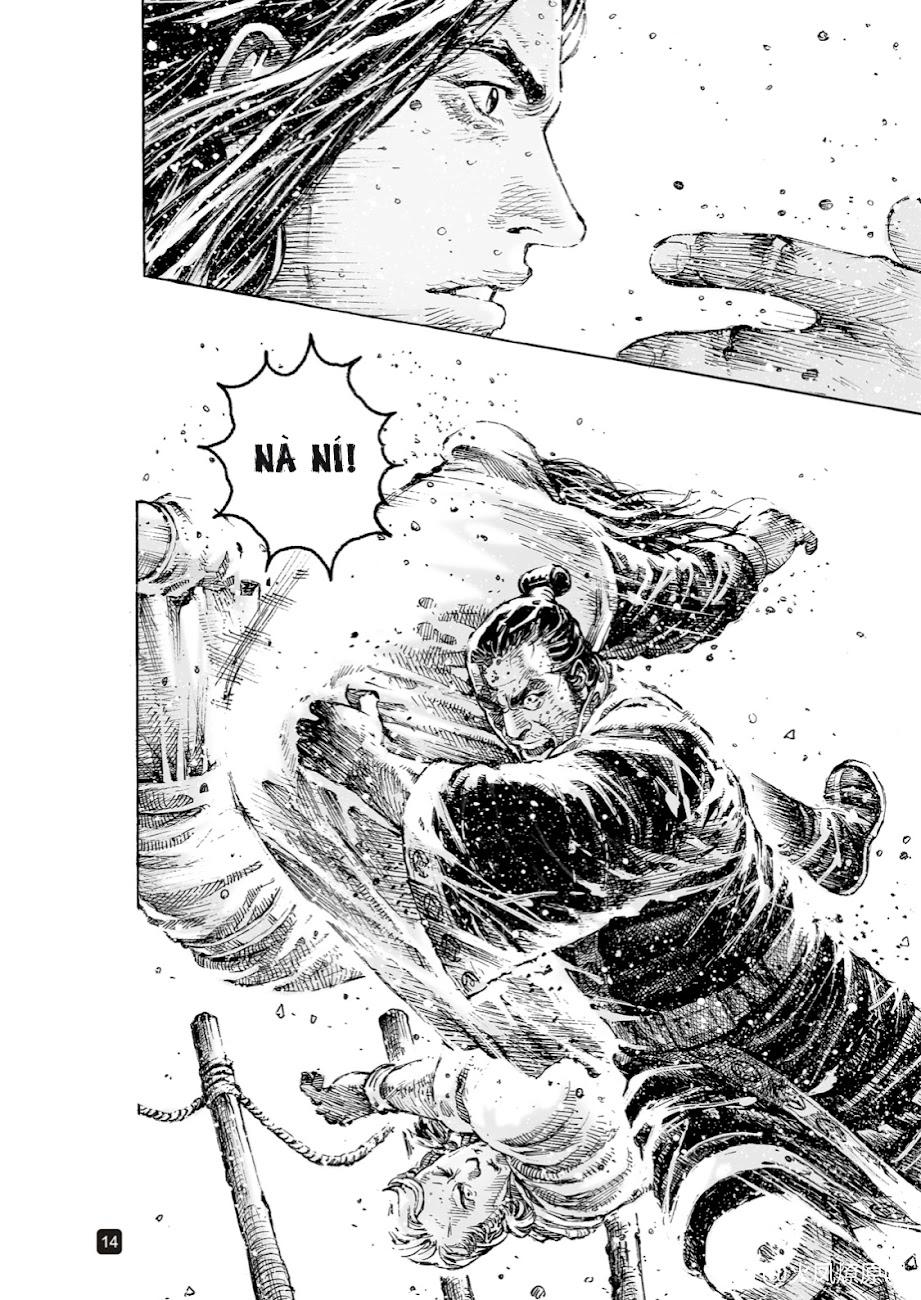 Hỏa phụng liêu nguyên Chương 533: Hồng mao kinh dương trang 15