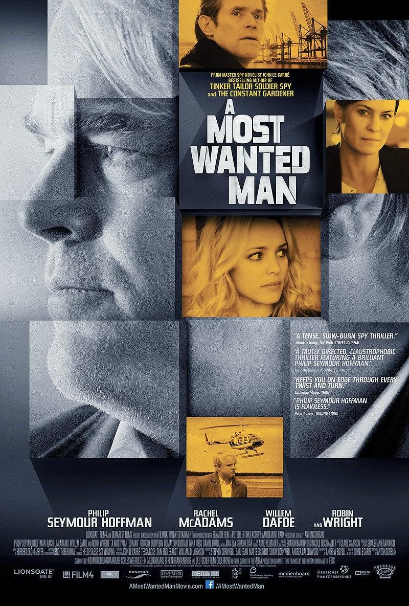 A Most Wanted Man 2014 BRRip ταινιες online seires xrysoi greek subs