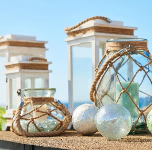 Beach Rope Lantern