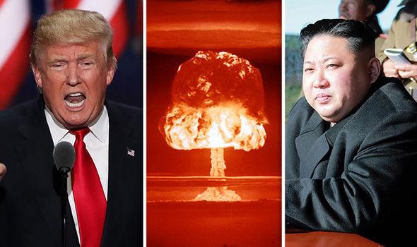 Os Estados Unidos ameaçaram tomar uma ação unilateral contra o programa nuclear da Coreia do Norte, a menos que a China aumente a pressão sobre Pyongyang.