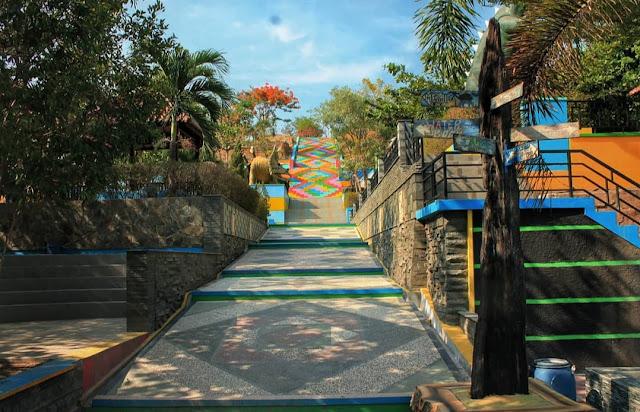 Tiket Masuk Jembar Waterpark