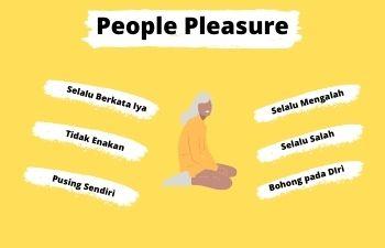 People pleasure itu nggak enak banget loh