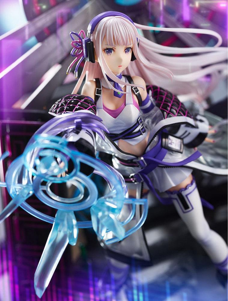 Re:Zero – Emilia -Neon City Ver.- ,  Shibuya Scramble Figure