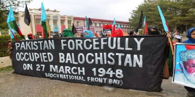 Image result for free balochistan