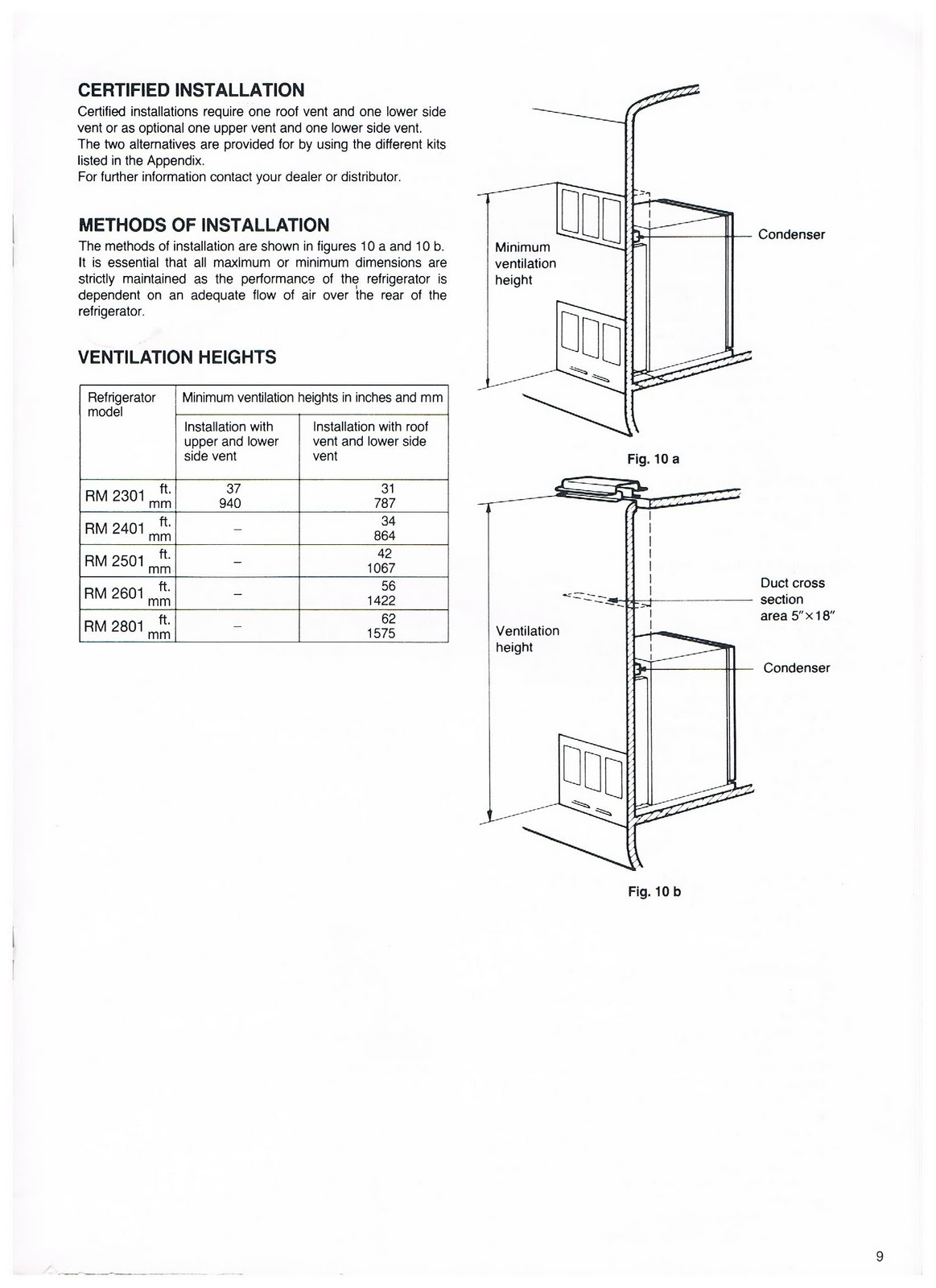 dometic refrigerator dometic rv refrigerator owners manual on [ 1163 x 1600 Pixel ]
