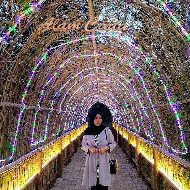Spot Foto Wisata Kawung 3 Bojong Rangkas Bekasi