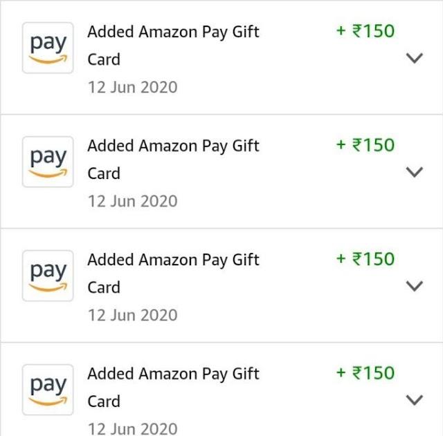 Earn free Amazon gift card new trick