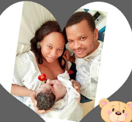 sugar chika asoegwu gives birth
